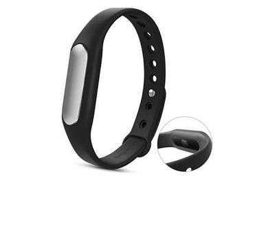 Xiaomi Mi Band 1s se senzorem srdečního tepu - černý + DOPRAVA ZDARMA