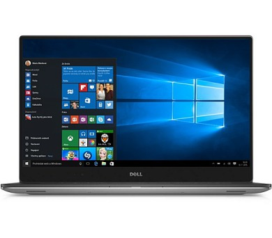 Dell XPS 15 (9550) i5-6300HQ + DOPRAVA ZDARMA