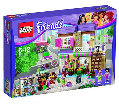 Stavebnice Lego® Friends 41108 Trh s potravinami v městečku Heartlake