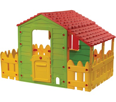 BOT 1180 Domeček FARM komp. Buddy toys + DOPRAVA ZDARMA