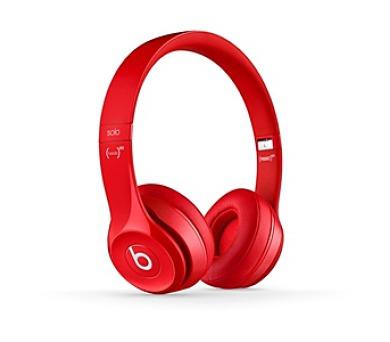 Beats Solo2 - červená