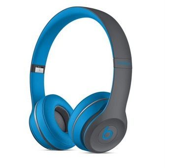 Beats Solo2 Wireless Active Collection - modrá