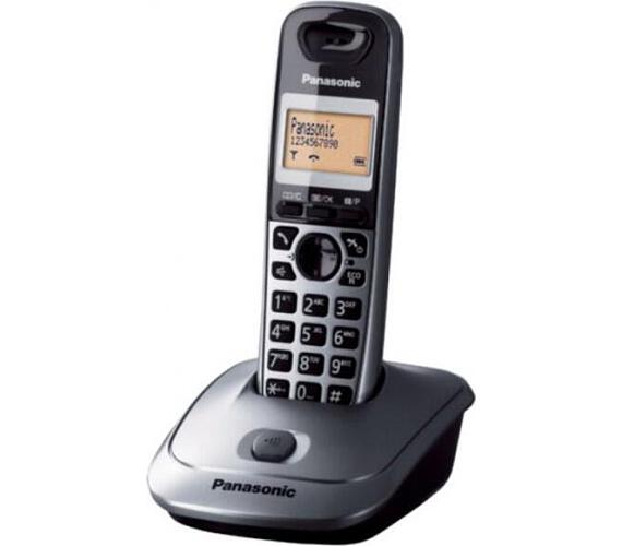 Panasonic KX-TG2511FXM - stříbrný