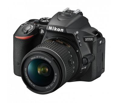 Nikon D5500 + AF-P 18-55 VR + ZDARMA powerbanka Nikon