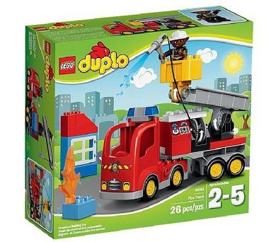 Stavebnice LEGO® DUPLO Ville 10592 Hasičské auto + DOPRAVA ZDARMA