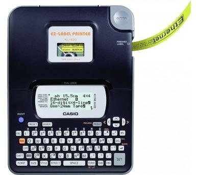 KL 820 tiskárna štítků (b) CASIO + DOPRAVA ZDARMA