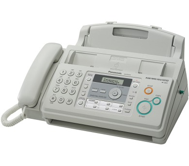 KX FP373 FAX/TEL/ZÁZ Panasonic + DOPRAVA ZDARMA