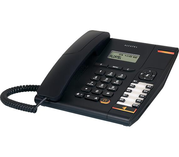 Stolní telefon Alcatel Temporis 580 PRO Black