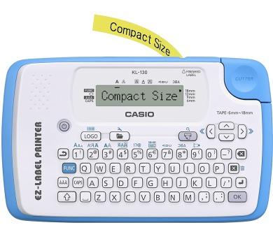 Casio KL 130 W EH + DOPRAVA ZDARMA