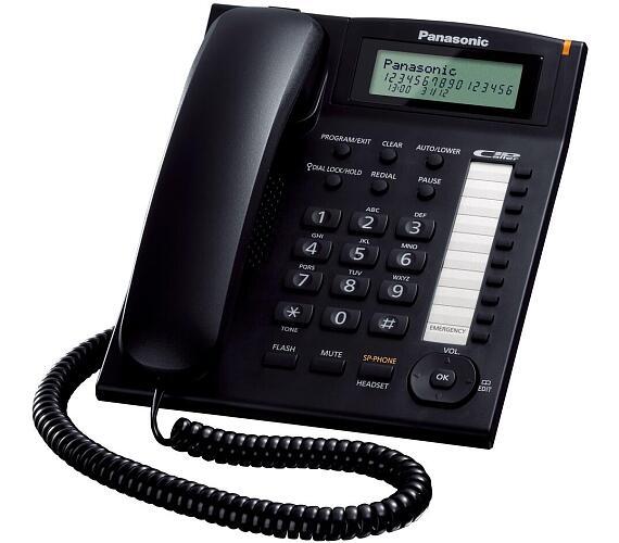 Panasonic KX TS880FXB + DOPRAVA ZDARMA