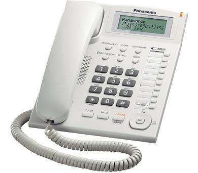 Panasonic KX TS880FXW + DOPRAVA ZDARMA