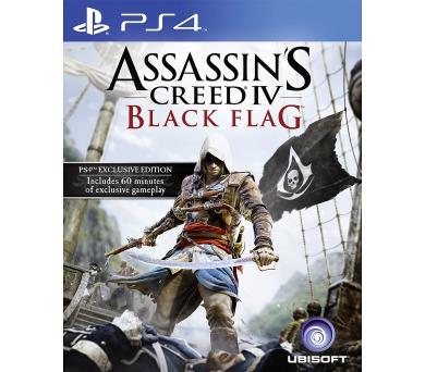 Assassins Creed IV Black Flag hra PS4 Ubisoft