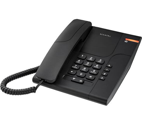 Stolní telefon Alcatel Temporis 180 pro Black