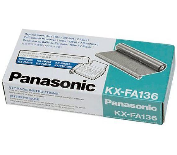 KX FA136 NÁH.FILM PRO KXF 1015 Panasonic + DOPRAVA ZDARMA