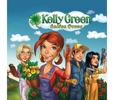 Kelly garden queen hra PC BEST