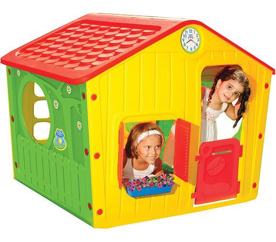 Dětský domek Buddy Toys BOT 1140 VILLAGE čer. + DOPRAVA ZDARMA