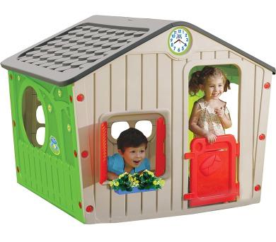Dětský domek Buddy Toys BOT 1141 Domeček VILLAGE šed.