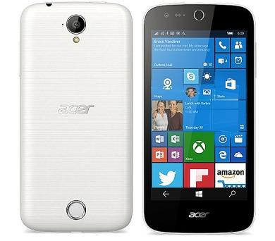 Acer Liquid M330 LTE - bílý