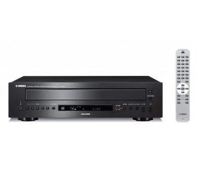 Yamaha CD-C600 BLACK + DOPRAVA ZDARMA
