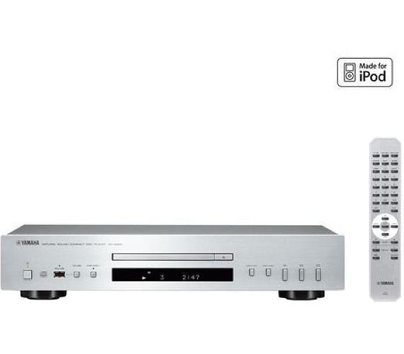 Yamaha CD-S300 SILVER + DOPRAVA ZDARMA