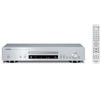 Yamaha CD N301 SILVER + DOPRAVA ZDARMA