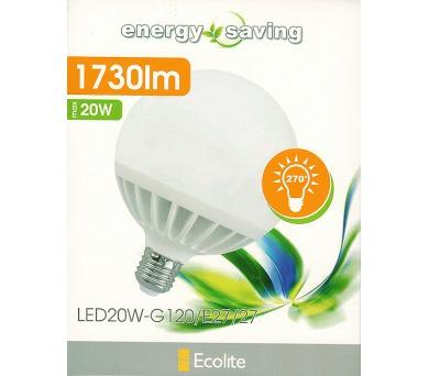 LED žárovka Ecolite