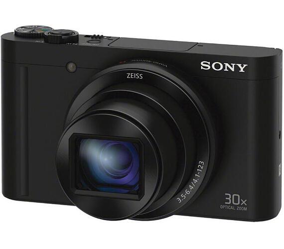 Sony DSC WX500 černá