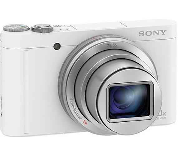 Sony DSC WX500 bílá