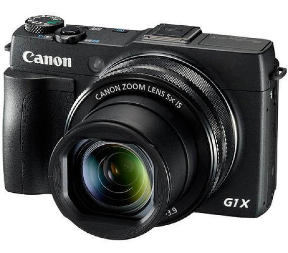 Canon PowerShot G1X MArk II + DOPRAVA ZDARMA