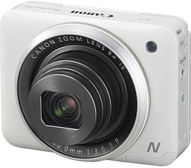 Canon PowerShot N2 white + DOPRAVA ZDARMA