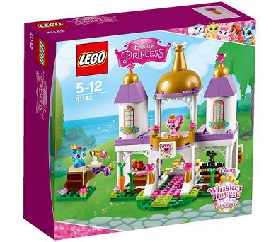 Stavebnice LEGO® DISNEY PRINCEZNY 41142 Mazlíčci z paláce - královský hrad