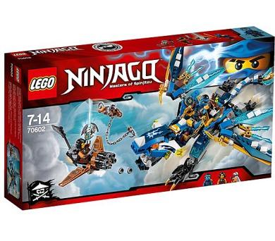 Stavebnice Lego® Ninjago 70602 Jayův drak blesku
