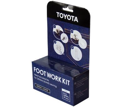 Toyota spotřební sada DENIM/JEANS FWK-JEA-ECO/J