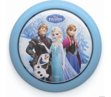 Disney Frozen SVÍTIDLO ORIENTAČNÍ LED 0,3W 2700K bez baterií Philips 71924/08/16