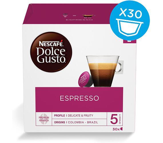 NESCAFÉ Espresso 30 ks k Dolce Gusto