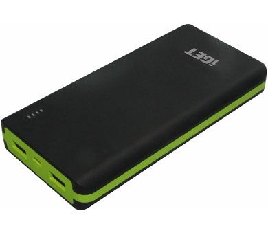 iGET POWER B 20000mAh - černá/zelená + DOPRAVA ZDARMA