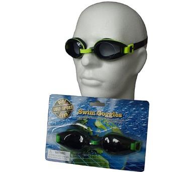 ACRA P1161 Brýle plavecké antifog