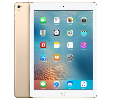 "Apple iPad Pro 9,7 Wi-Fi 128 GB - Gold 9.7"""