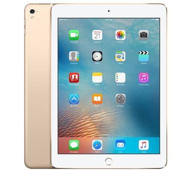 "Apple iPad Pro 9,7 Wi-Fi + Cell 128 GB - Gold 9.7"" + INTERNET ZDARMA"