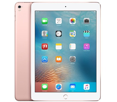 Apple iPad Pro 9,7 Wi-Fi 256 GB - Rose gold 9.7""