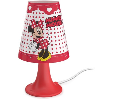 Minnie Mouse LAMPA STOLNÍ 1x23W SEL Philips 71795/31/16