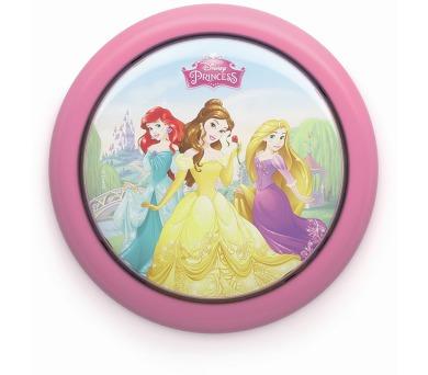 Disney Princess SVÍTIDLO ORIENTAČNÍ LED 0,3W 2700K bez baterií Philips 71924/28/16