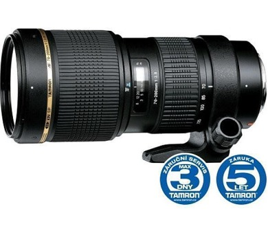 Tamron SP AF 70-200mm F/2.8 Di LD (IF) Macro pro Canon + DOPRAVA ZDARMA