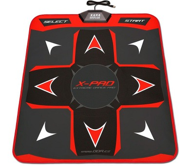 X-Pad Extreme Dance Pad + DOPRAVA ZDARMA