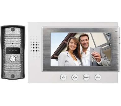 Sada videotelefonu H2011 bílá + DOPRAVA ZDARMA