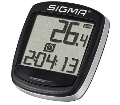 Sigma Baseline 500 - černá