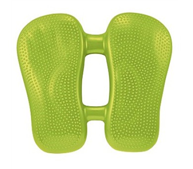 Lifefit CUSHION FOOT 38x33x7 cm - zelený