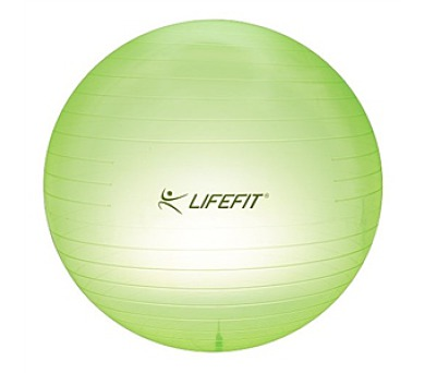 Lifefit Transparent 65cm - zelená