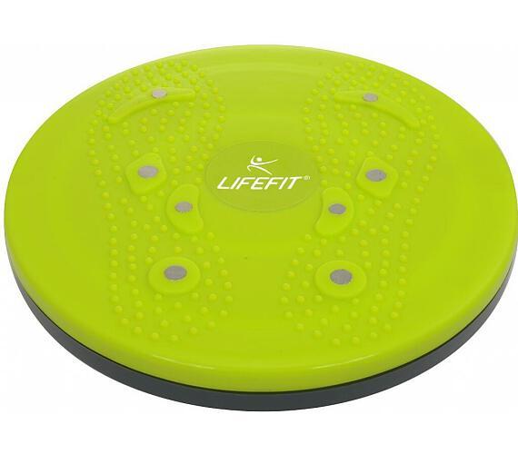 LIFEFIT Magnetic Rotana 25 cm - zelená