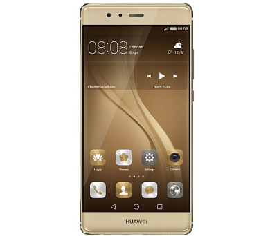 Huawei P9 32 GB Dual SIM - zlatý
